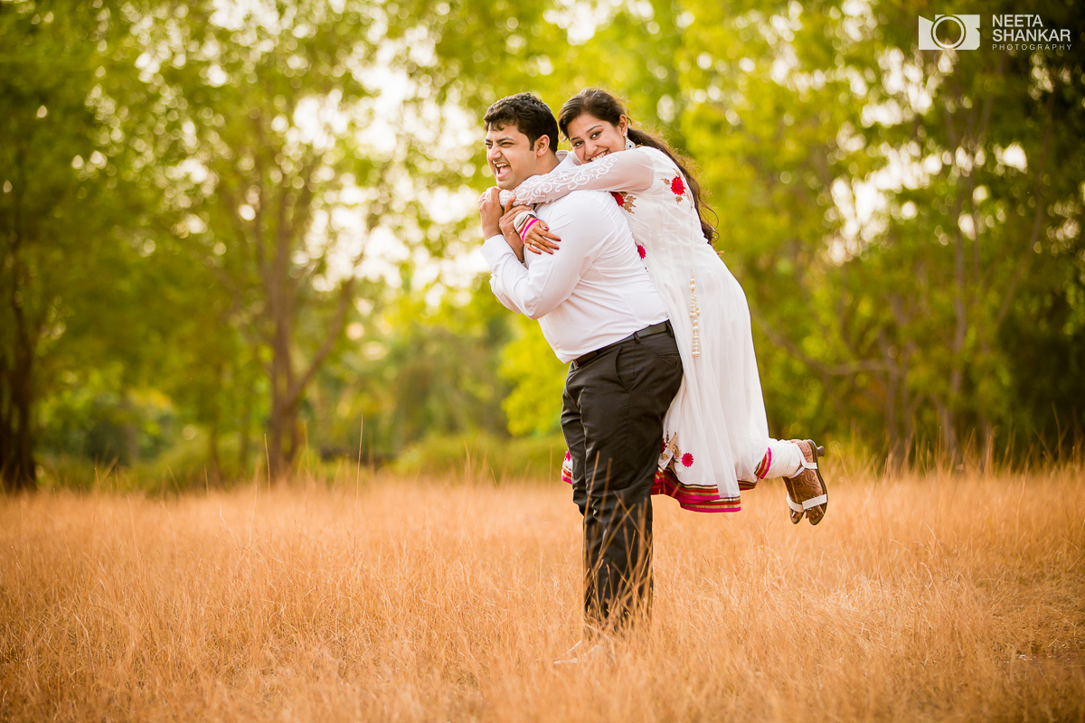 Neeta Shankar Photography Hesarghatta Grlands Pre Wedding Shoot Bangalore Outdoor Shruti Sharath 11