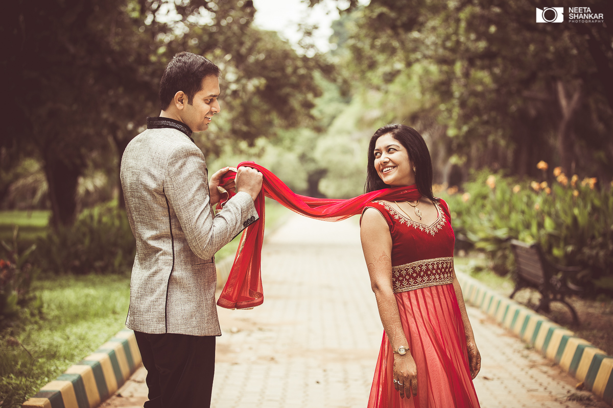 Neeta Shankar Photography Lalbagh Pre Wedding Shoot